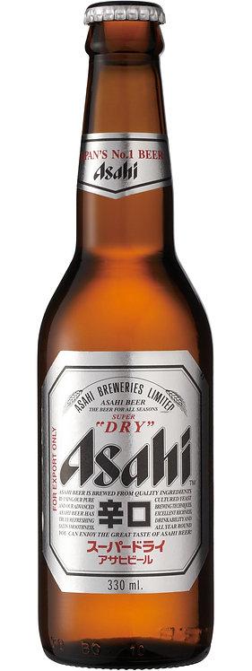 Cerveja Asahi 5,2% 330ml