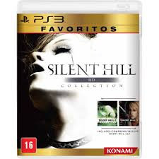 Game Ps3 Silent Hills Hd Collection