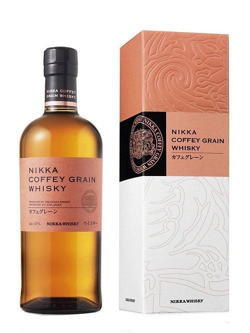 Nikka Coffey Grain + Gb 700ml 45%