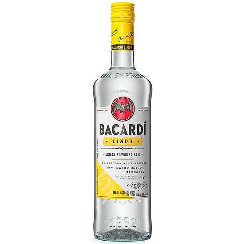 Rum Bacardi Limão 1lt