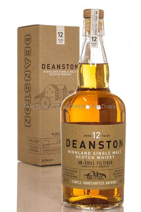 Deanston 12 y Un Chill Filtered 700ml