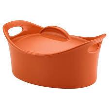 Casserola Oval RAchael Ray Orange