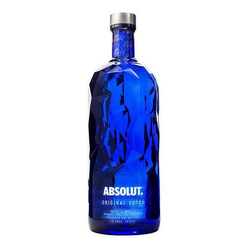 Vodka Absolut Facetada 1lt