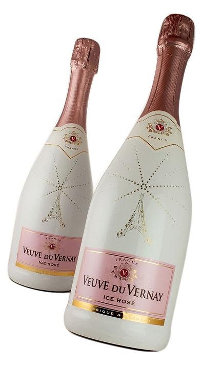 Espumante Veuve Du Vernay Ice Rosè 750ml
