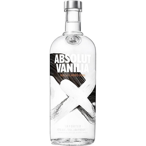 Vodka Absolut Vanilla 1Lt