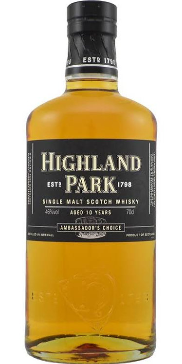 Whisky Highland Park Ambassador 10Yo 700ml