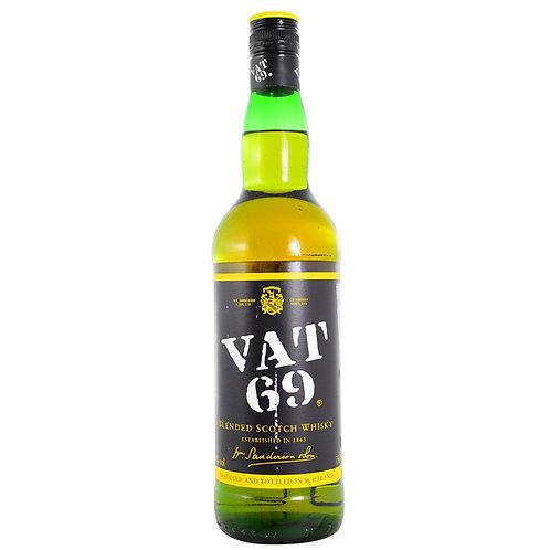 Whisky Vat 69 1LT
