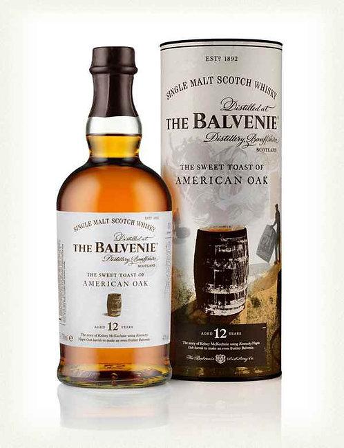 Balvenie 12y The Sweet Toast Of American Oak 700ml