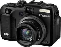Câmera Canon Power Shot G12