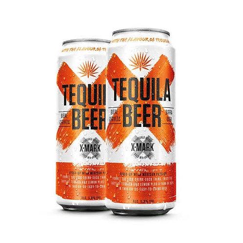Tequila Beer X -Mark 500ml