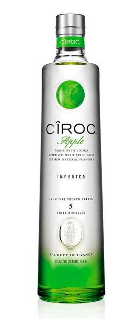 Vodka Ciroc Apple 1Lt