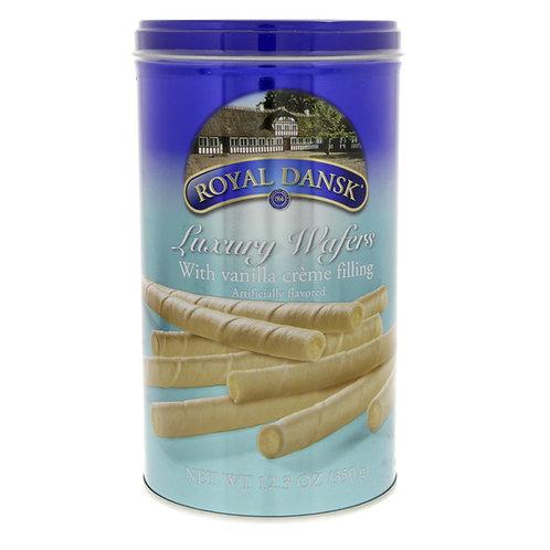 Royal Wafers Vanilla 350Gr