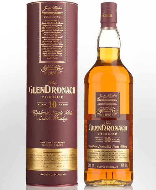 The Glendronach 10y Forgue 1lt