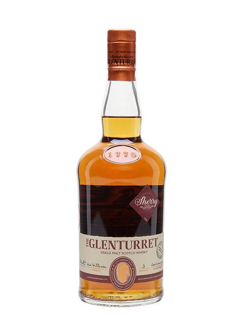 Glenturret Sherry 700ml 43%