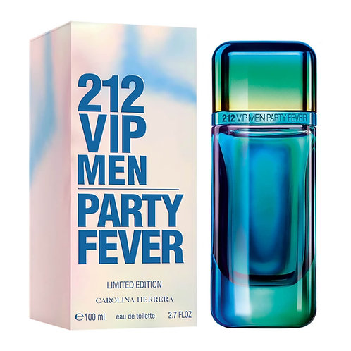 CH 212 VIP Men Party Fever EDT 100ml