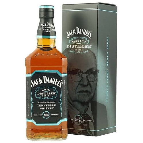 Whisky Jack Daniel's Master N5 +Gb 43% 700ml