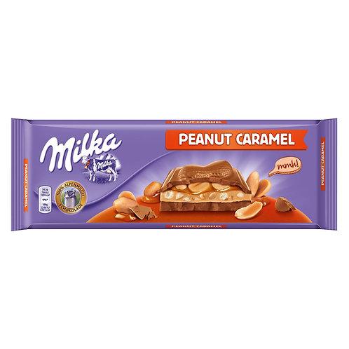 Milka Peanut Caramel 300gr