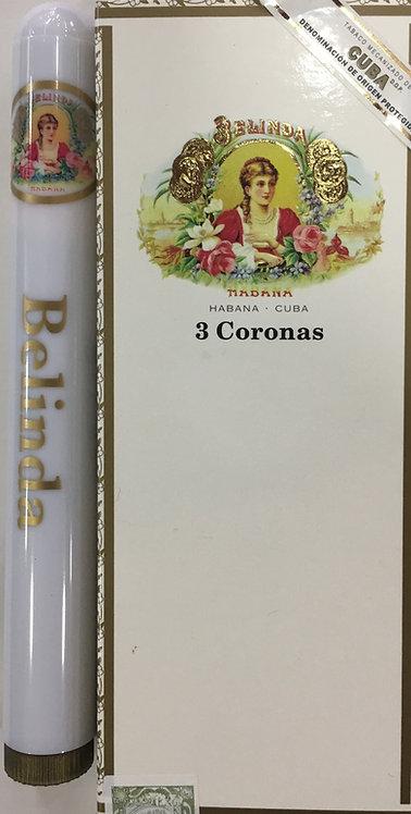 Belinda 3 coronas c/3uni