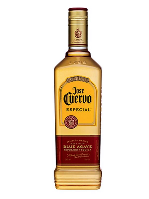 Tequila José Cuervo Gold 750ml