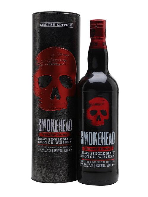 Smokehead Sherry Bomb+Gb 700ml 48%