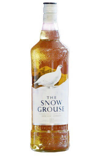Whisky The Snaw Grouse 1lt