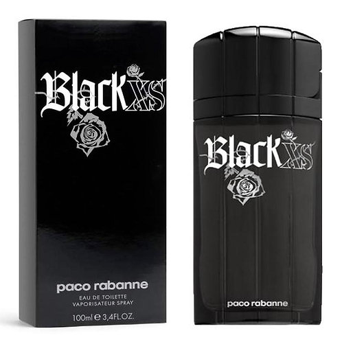 Black XS by Paco Rabanne 50ml EDT for Men