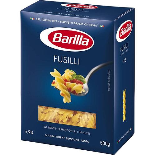 Barilla Fusilli 500gr