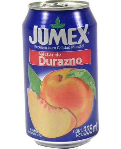 Suco de pêssego Jumex 335ml