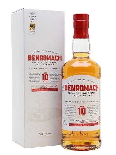 Benromach 10y 700ml