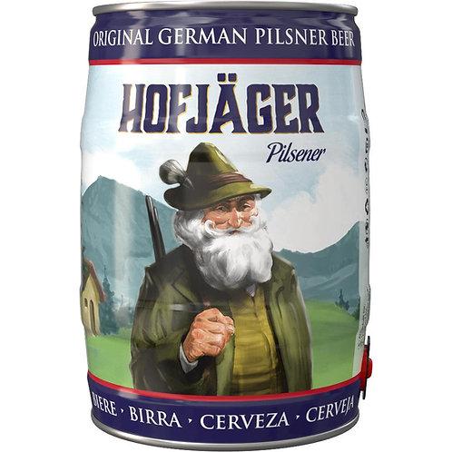 Cerveja Hofjager Pilsener Barril 5l