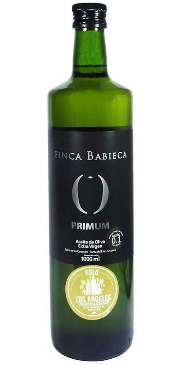 Azeite de Oliva Finca Babieca Primum 1Lt