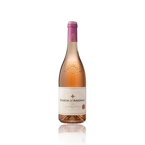 Vinho Baron D' Arignac Rose 750ml