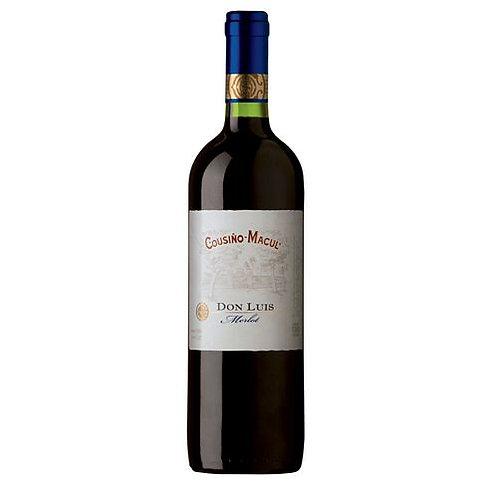 Vinho Don Luis Merlot 750ml