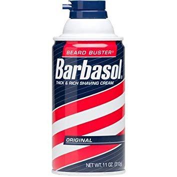 BARBASOL SHAVE CREAM ORIGINAL 11OZ