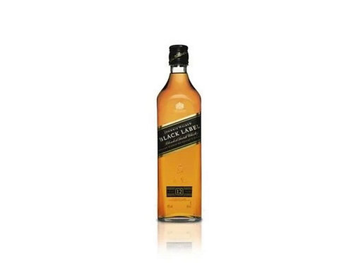 Whisky Johnnie Walker Black 200ml