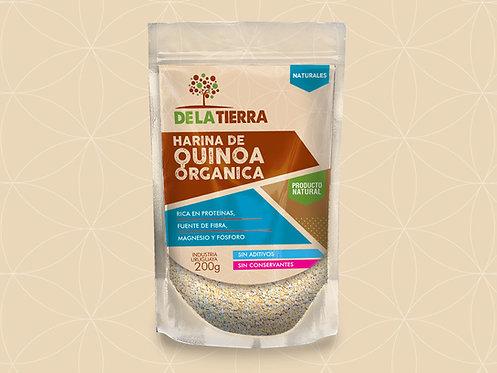 Quinoa Orgânica De La Tierra 200gr