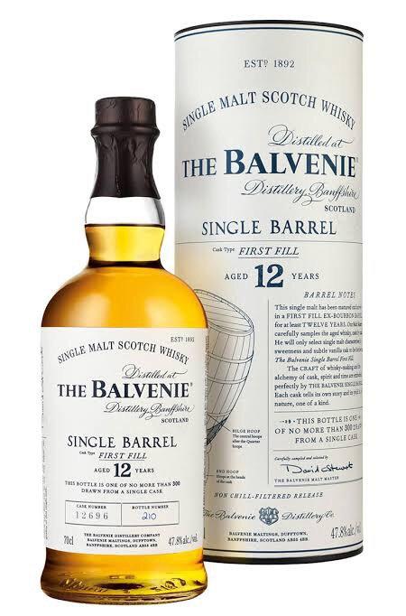 Balvenie Single Barrel 700ml