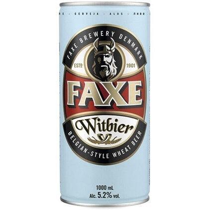 Cerveja Faxe Trigo 1 lt
