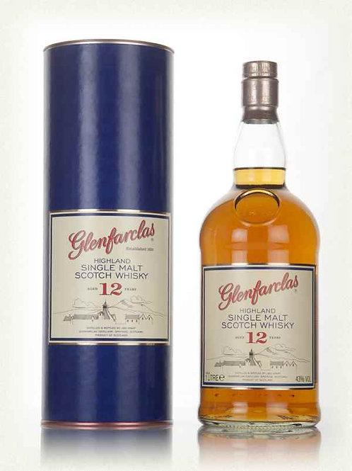 Glenfarclas 12 yers 1lt