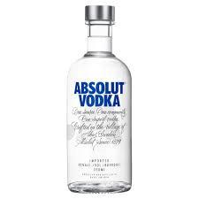Vodka Absolut 350ml