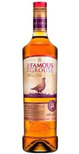Whisky The Famous Grouse Mellow Gold 1lt