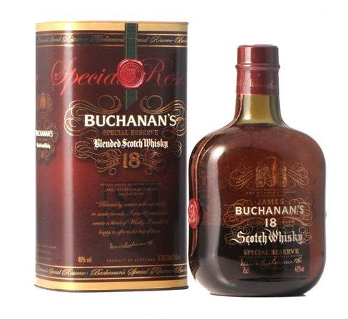 Whisky Buchann's 18 yo 750CC c/Est