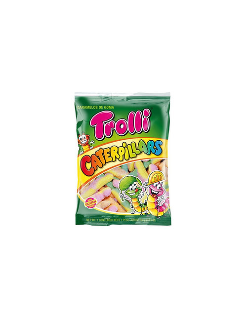 Trolli Caterpillars 100gr