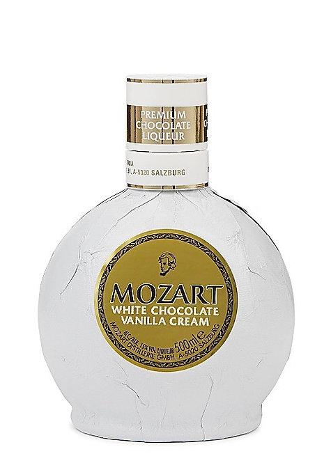 Licor Mozart White Chocolate Vanilla Cream 500ml