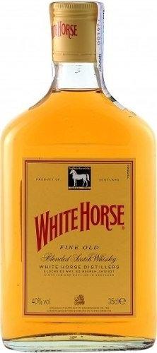 Whisky White Horse 350cc