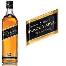 Whisky J. Walker Black 200cc