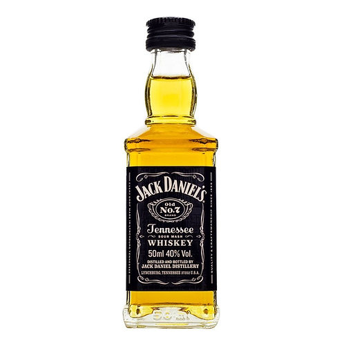 Whisky Jack Daniel's Mini 50ml