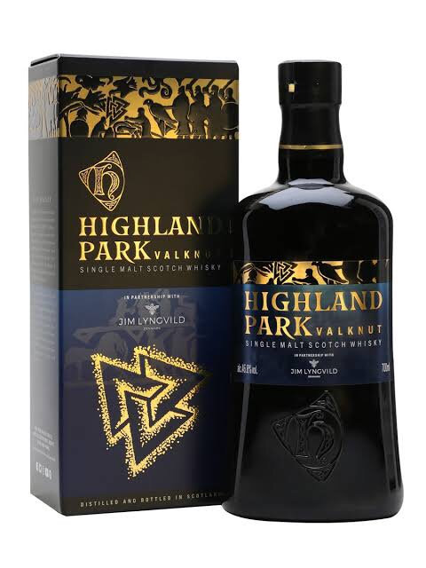 Highland Park Valknut 700ml