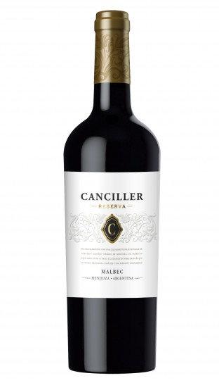 Vinho Canciller Reserva Malbec 750ml