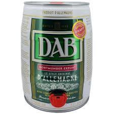Cerveja Dab Barril 5lt